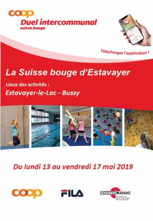 La Suisse Bouge - Commune d'Estavayer