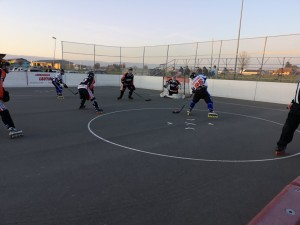 Skater Hockey - Les trois clubs broyards cartonnent!